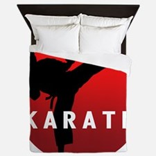 KARATE keri 1 Queen Duvet