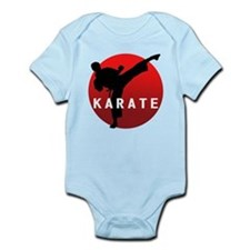 KARATE keri 1 Infant Bodysuit
