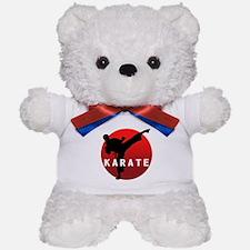 KARATE keri 1 Teddy Bear
