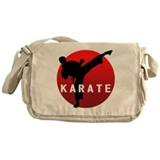 KARATE keri 1 Messenger Bag
