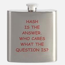 hash Flask
