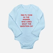 egg fu young Body Suit