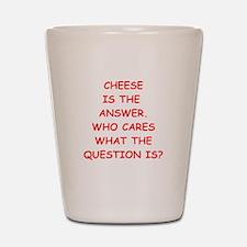 cheese Shot Glass