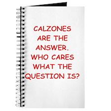 calzones Journal