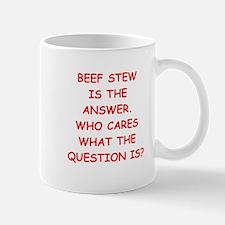 beef stew Mug