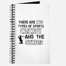 Cricket designs Journal