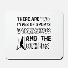 Gymnastics designs Mousepad