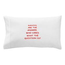 banjo Pillow Case