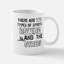 Rowing designs Small Small Mug