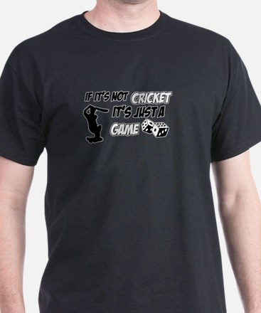 Cricket lover designs T-Shirt