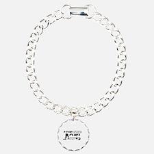Curling lover designs Bracelet