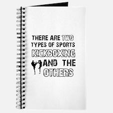 Kickboxing designs Journal