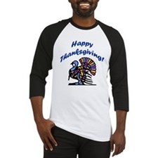 Thanksgiving Gifts, Turkey Baseball Jersey