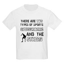 Speedskating designs T-Shirt