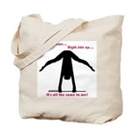 Gymnastics Tote Bag - UD