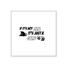 "MMa lover designs Square Sticker 3"" x 3"""