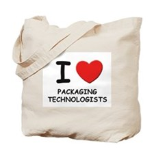 I love packaging technologists Tote Bag