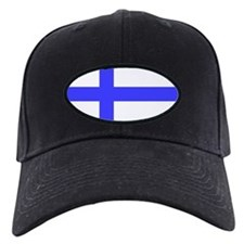Flag of Finland Baseball Cap