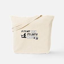 Yoga lover designs Tote Bag