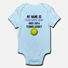 Custom Tennis Addict Body Suit