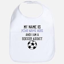 Custom Soccer Addict Bib