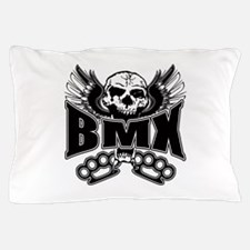 BMX Brass Knuckles Pillow Case