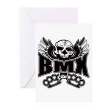BMX Brass Knuckles Greeting Cards (Pk of 10)