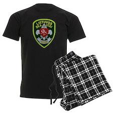 Lietuvos Skautai Badge Pajamas