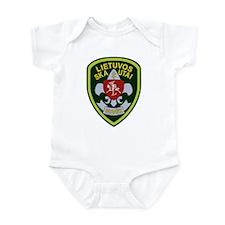 Lietuvos Skautai Badge Infant Bodysuit