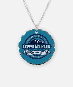 Copper Mountain Ice Necklace