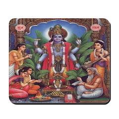 Vishnu Mousepad