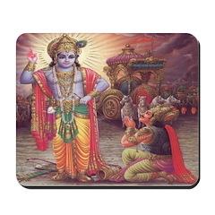 Krishna 4 Mousepad