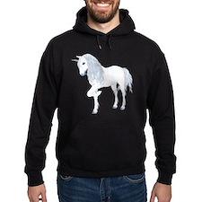 White Unicorn 1 Hoodie