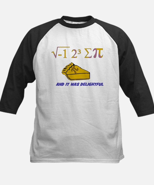 i ate sum pi t-shirt and it was delightful! Baseba