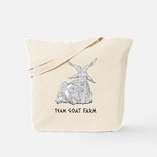Nagron Fandom: Team Goat Farm Tote Bag