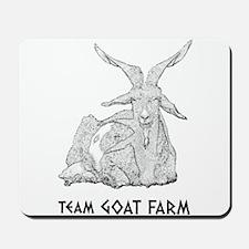 Nagron Fandom: Team Goat Farm Mousepad