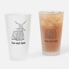 Nagron Fandom: Team Goat Farm Drinking Glass