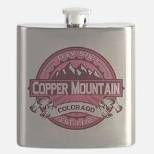 Copper Mountain Honeysuckle Flask