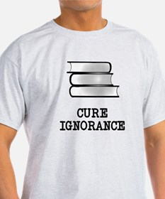 Ban ignorance not books T-Shirt