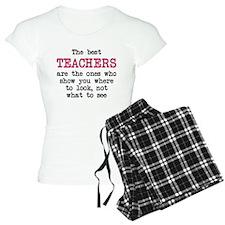 The best teachers Pajamas