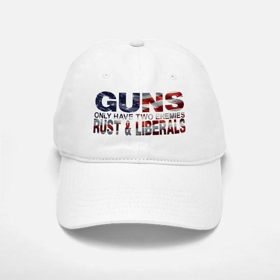 GUNS Baseball Baseball Baseball Cap