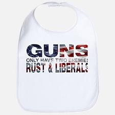 GUNS Bib