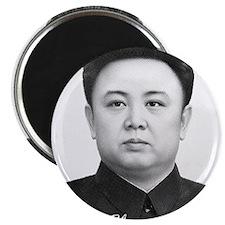 Kim Jong Il Magnet
