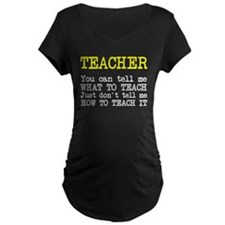 Teacher How To Teach It T-Shirt