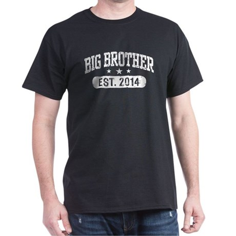 Big Brother Est. 2014 Dark T-Shirt
