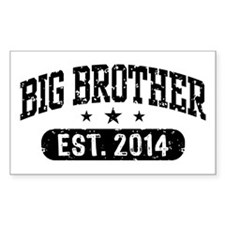 Big Brother Est. 2014 Decal