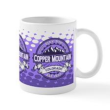 Copper Mountain Purple Small Mug