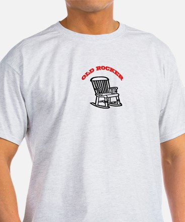 Rocking Chair Ash Grey T-Shirt