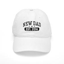 New Dad Est. 2014 Cap