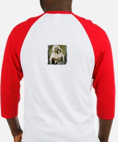 Madonna Of The Roses Baseball Jersey